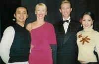 Chí Anh và Khánh Thi đưa dancesport VN đến với quốc tế  - 2