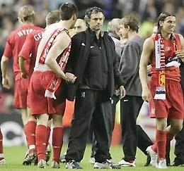 Mourinho cay cú vì bàn thua duy nhất - 1