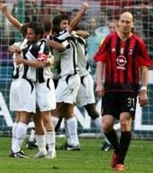 Hạ Milan, Juve tiến một bước dài tới scudetto - 1