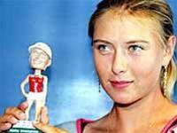 """Sharapova sắp lên ngôi """"nữ hoàng"""" - 1"""
