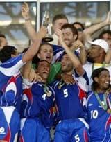 Cantona và chức vô địch World Cup bóng đá bãi biển  - 1