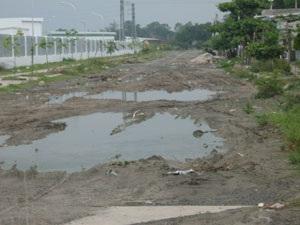 """Những đoạn đường """"kinh hoàng"""" ở Đà Nẵng - 1"""