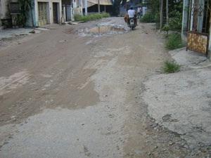 """Những đoạn đường """"kinh hoàng"""" ở Đà Nẵng - 2"""