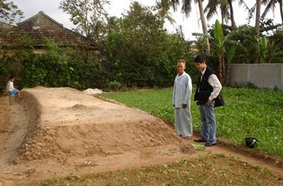 Bí mật về ngàn ngôi mộ không xác trên đảo Lý Sơn - 2