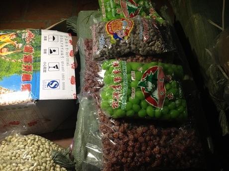 Ô Mai, nho khô có nguồn gốc Trung Quốc bị bắt giữ