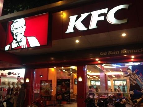 Cơ quan y tế đang tiến hành xét nghiệm mẫu khoai tây chiên của nhà hàng KFC