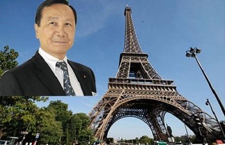 Đại gia Việt đòi mua lại cả Tháp Effiel
