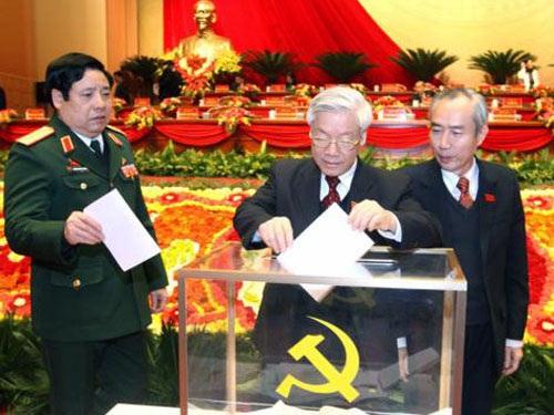 49 cán bộ cấp cao sẽ do Quốc hội lấy phiếu tín nhiệm (ảnh minh họa: Việt Hưng)