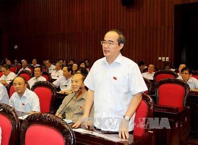 Phó Thủ tướng Nguyễn Thiện Nhân hiện là Trưởng Ban chỉ đạo liên ngành về an toàn thực phẩm.