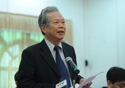 Đại biểu Phạm Xuân Hằng: Vai trò lãnh đạo của Đảng cần do luật định (ảnh: HL).
