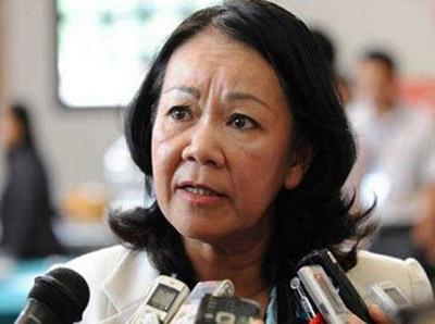 Chủ nhiệm UB Các vấn đề xã hội của Quốc hội Trương Thị Mai