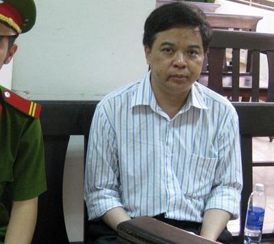 """Đề nghị y án cựu công an kêu oan vụ phá """"chợ"""" ma túy Thanh Nhàn"""