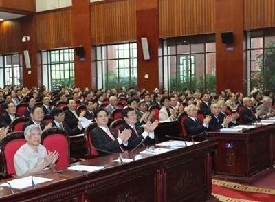 Lãnh đạo Đảng, Nhà nước dự phiên khai mạc kỳ họp Quốc hội.