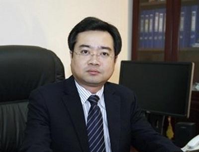 Ông Nguyễn Thanh Nghị được bổ nhiệm làm thứ trưởng Bộ Xây dựng cuối năm 2011.