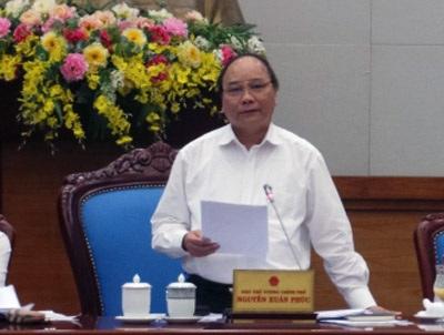 """Phó Thủ tướng Nguyễn Xuân Phúc: """"Cán bộ phải biết… 4 xin"""""""