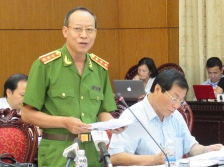 Thượng tướng Lê Quý Vương cho biết, các điều tra viên đều phải có trình độ đại học.