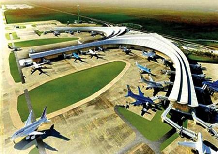 Sân bay Long Thành giúp giải quyết quá tải sân bay Tân Sơn Nhất từ 2020