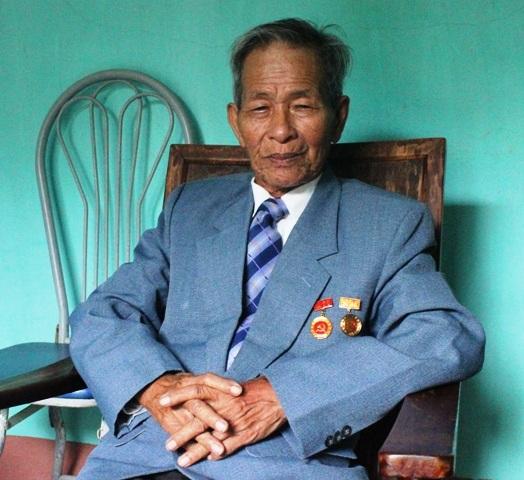 Ông Trần Trí Hợi tự hào là người trực tiếp đón đồng bào miền Nam ra tập kết 60 năm trước