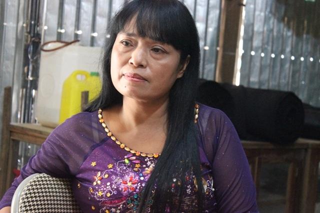 Cô giáo Trịnh Thị Thủy có gần 30 năm gieo chữ cho học trò vùng cao