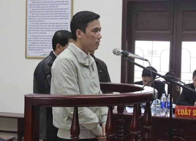 Bị cáo Trịnh Anh Tuấn, nguyên Cán bộ Ban QLGT II