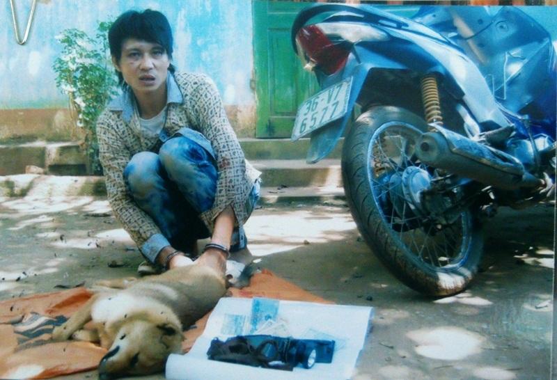 Đối tượng Ngân bị đánh chết tại thôn Bằng Phú trước đó đã từng bị phạt hành chính về tội trộm chó (