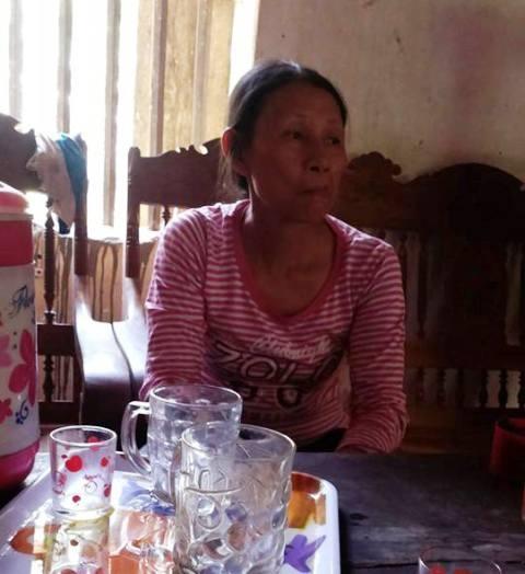 Chị Lan ngậm ngùi kể về cuộc sống của người em chồng đang sống bên Trung Quốc