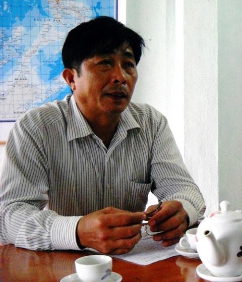 Lê Chí Thanh- nguyên Chủ tịch UBND xã Hoằng Khánh bị khởi tố