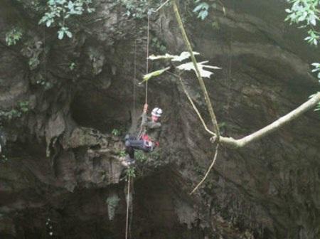 Phát hiện hang động lớn nhất thế giới