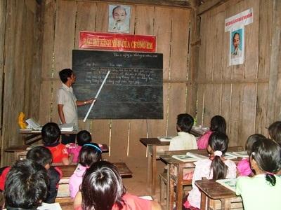 Quảng Bình: Cấp phát 255 tấn gạo cho học sinh vùng đặc biệt khó khăn