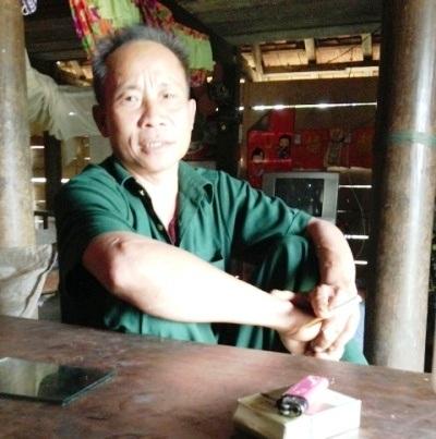 Ông Nguyễn Văn Thời -