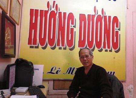 Luật sư Lê Minh Tâm,