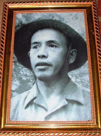 Kỷ niệm đời lính của cụ Lê Văn Diếp