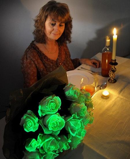 Đại diện của Interflora, công ty sản xuất ra loại hoa hồng này cho hay,