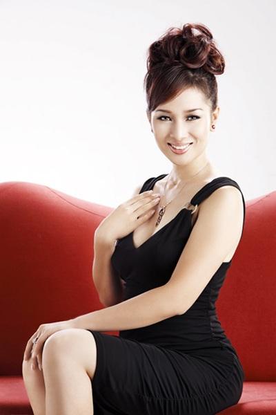 Hoa khôi Thể thao Thu Hương dự thi Hoa hậu Quý bà Thế giới - 1