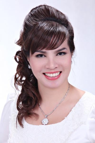Hoa khôi Thể thao Thu Hương dự thi Hoa hậu Quý bà Thế giới - 3