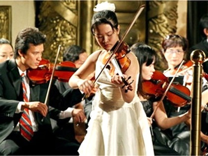 Hai tài năng trẻ tham gia hòa nhạc Việt Nam - Na Uy - 1