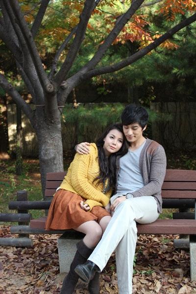 Cảnh quay tại Hàn Quốc trong MV Nếu như ngày xưa của Trà Ngọc Hằng
