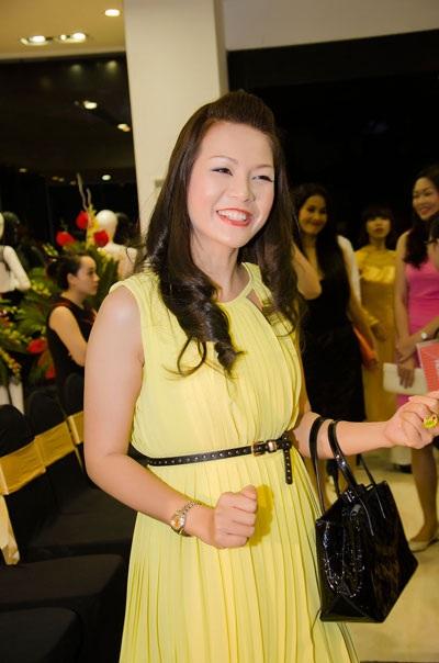 Diễn viên Hoàng Xuân hiếm hoi xuất hiện tại các sự kiện giải trí