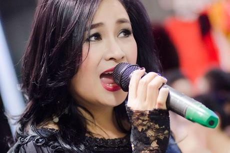 Dù hát ở đâu, Thanh Lam vẫn thể hiện giọng hát đỉnh cao, đầy nội lực