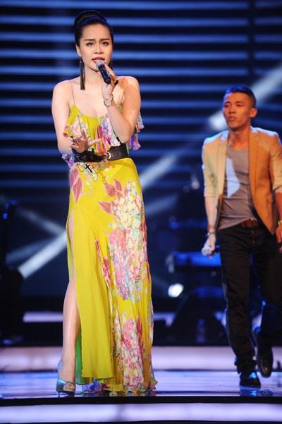Hình ảnh một số ca sĩ biểu diễn trong chương trình