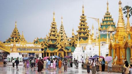 Thiên đường du lịch Thái Lan thu hút nhiều du khách