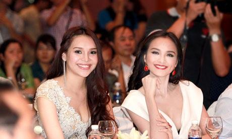 Ngắm vẻ đẹp rạng rỡ của Hoa hậu Diệu Hân