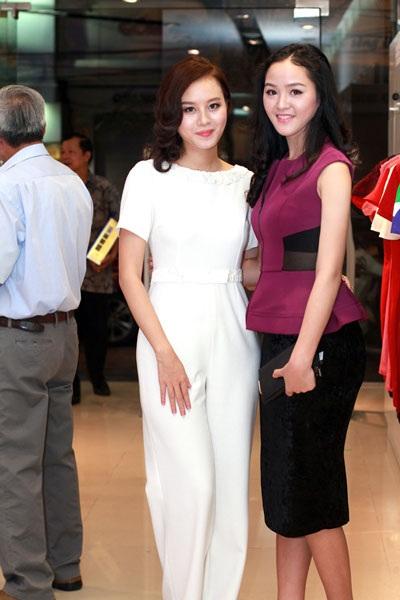 Hay top 10 Hoa hậu Việt Nam 2010 Lê Huyền Trang
