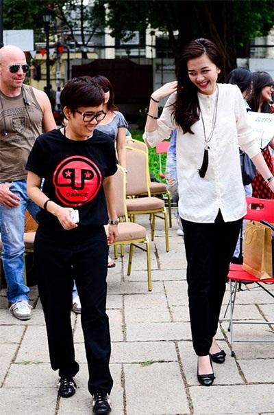 Phương Uyên sẽ lên sân khấu đệm đàn cho hai chị em Thiều Bảo Trang