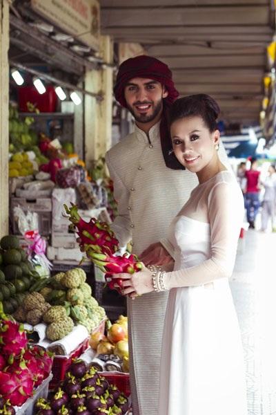 Make up: Huấn, Photo: Đông Phong, Stylist: Đỗ Long