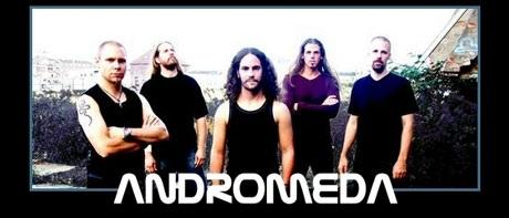 Ban nhạc Andromeda đến từ Thụy Điển sẽ tham gia RockStorm 2013 tại TPHCM