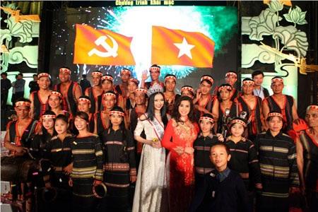 Chủ tịch nước Trương Tấn Sang phát biểu tại chương trình khai mạc