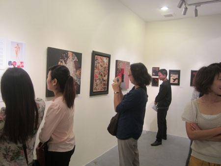 Khán giả đến thưởng lãm Nhật Bản trong Tôi