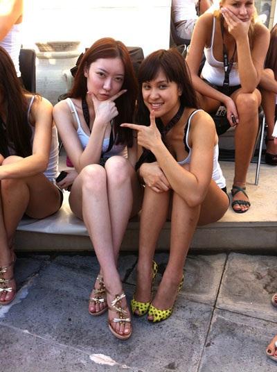 Phương Mai bị kẹt tại Ý một tuần sau cuộc thi Tìm kiếm người mẫu Thế giới