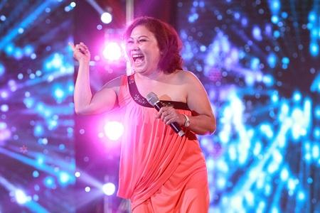 Siu Black trở lại sân khấu Hà Nội với nhiều ca khúc từng được khán giả yêu thích